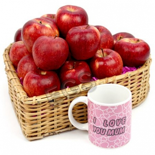 Apples for Mom delivery to Pakistan