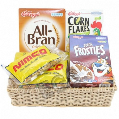 Cereals With Nimco delivery to Pakistan