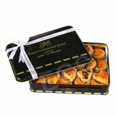 2kg Baklawa Sweets Pearl Continental Hotel delivery to Pakistan