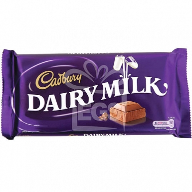 Dairy Milk Chocolates - 12 Bars