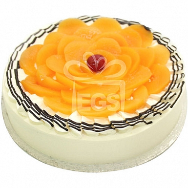 Italian Peach Cake From Pearl Continental Hotel delivery to Pakistan