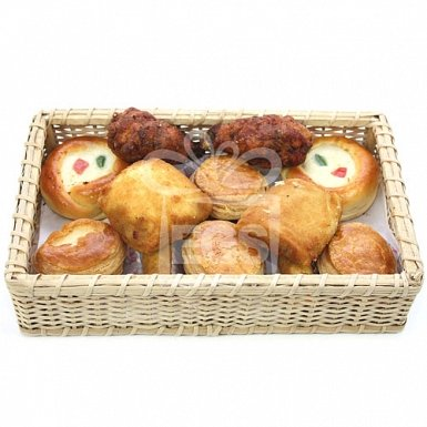 Assorted Bakery Hamper From Tehzeb Bakers delivery to Pakistan