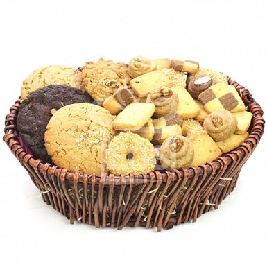 Best Quality Assorted Cookies and Biscuits Hamper delivery to Pakistan