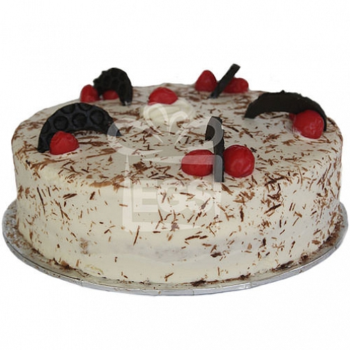 2lbs Black Forest Cake From Kitchen Cuisine delivery to Pakistan
