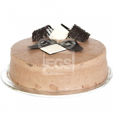 2lbs Brownie Mousse Cake From Kitchen Cuisine