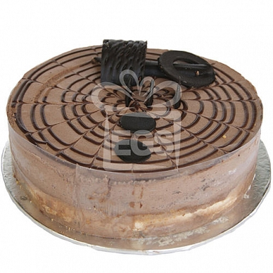 2lbs Chocolate Mousse Cake From Kitchen Cuisine delivery to Pakistan