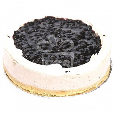3lbs Blueberry Cheese Cake from Masoom Bakers delivery to Pakistan