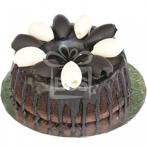 2lbs Chocolate Shaffoon Cake From Kitchen Cuisine delivery to Pakistan