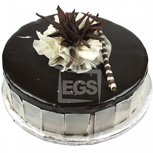 Chocolate Fudge Cake From Marriott Hotel