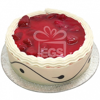 Strawberry Mousse Cake From Pearl Continental Hotel delivery to Pakistan