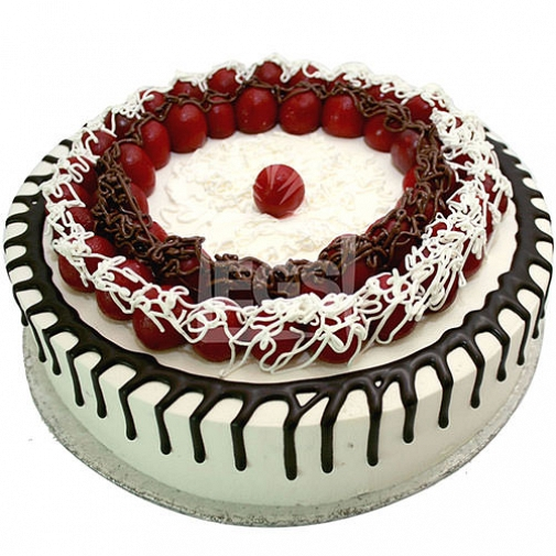 Italian Black Forest Cake From Pearl Continental Hotel delivery to Pakistan