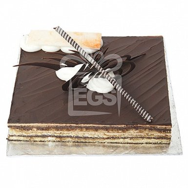 2lbs Opera Cake From Serena Hotel delivery to Pakistan