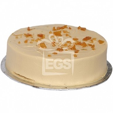 3.5lbs Caramel Fudge Cake from Masoom Bakers delivery to Pakistan