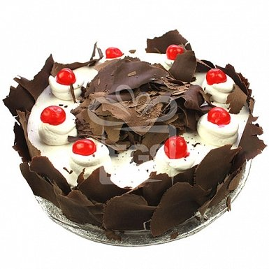 Blackforest Cake from Marriott Hotel delivery to Pakistan