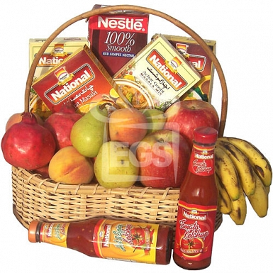 Fruit and Food Spice Basket