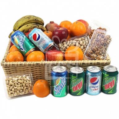 Delightful Healthy Basket