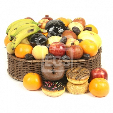 Fruit and Muffins Hamper