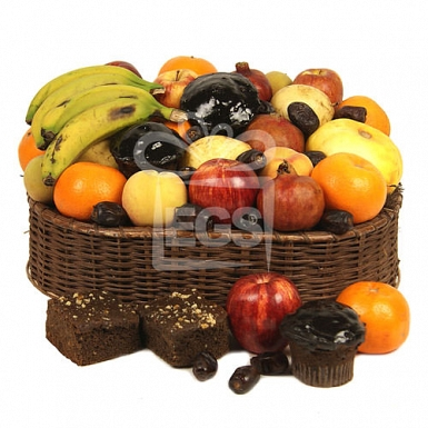 Gourmet Fruit Basketa