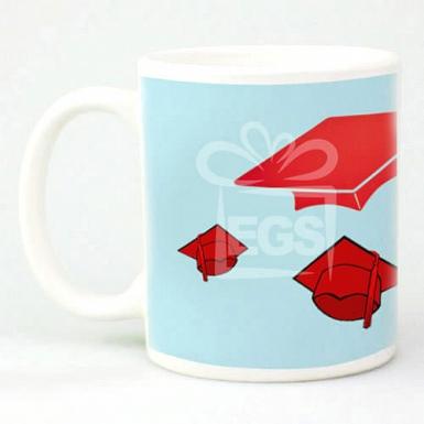 Graduation Mug - Personalised Mugs