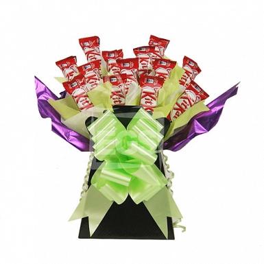 24 Kit Kat Bouquet