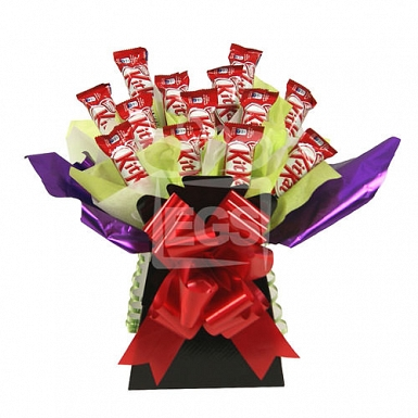 Kit Kat Celebration Bouquet