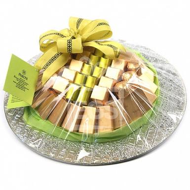 Patchi Round Platter Mix - Patchi Chocolate