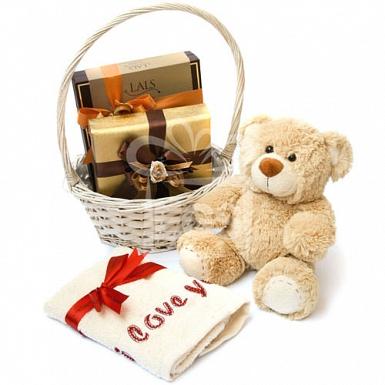 Romantic Chocolate Fantasy Hamper - Lals Chocolates
