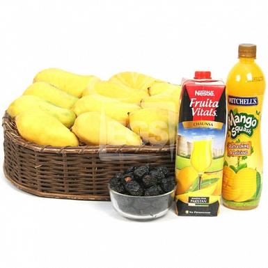 Ramadan Gift with Sindhri Mangoes