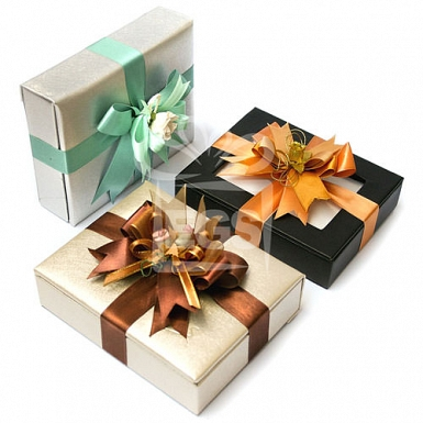 Sweet Tooth Silver Assortments - Lals Chocolates