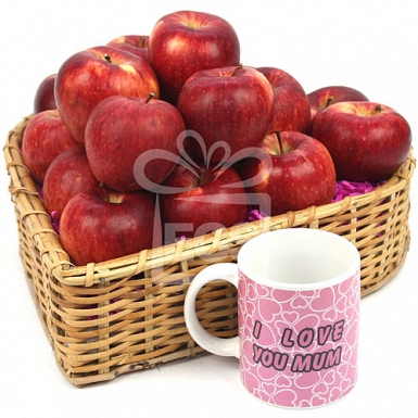 Special Mom Fruit Basket