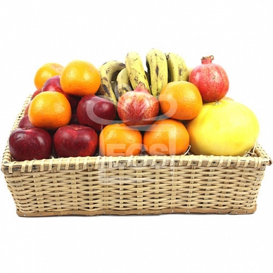 Standard Fruit Basket delivery to Pakistan