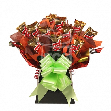 Twix Chocolate Bouquet