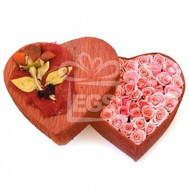Valentines Heart Desire Deluxe