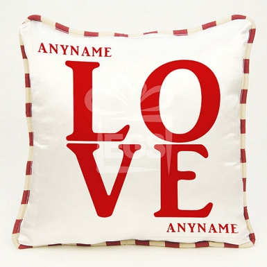 Love Cushion - Personalised Cushion