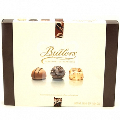 Truffles and Praline Chocolates - Butlers