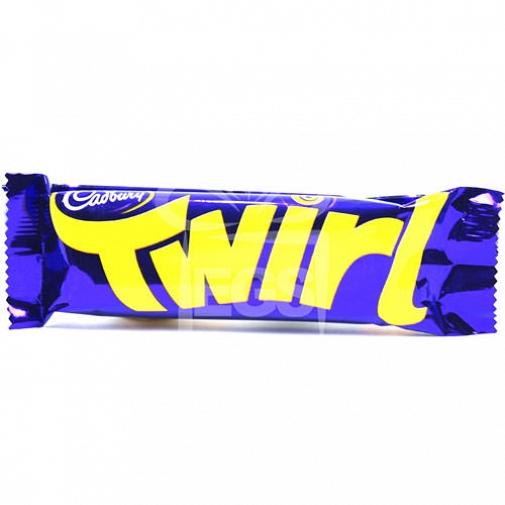 Cadbury Twirl - 12 Bars