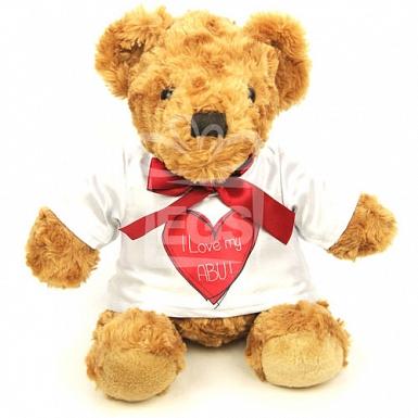 Love u Abu Teddy