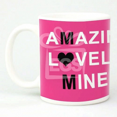 Amazing Mum - Personalised Mug