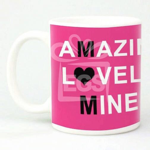 Amazing Mum - Personalised Mug