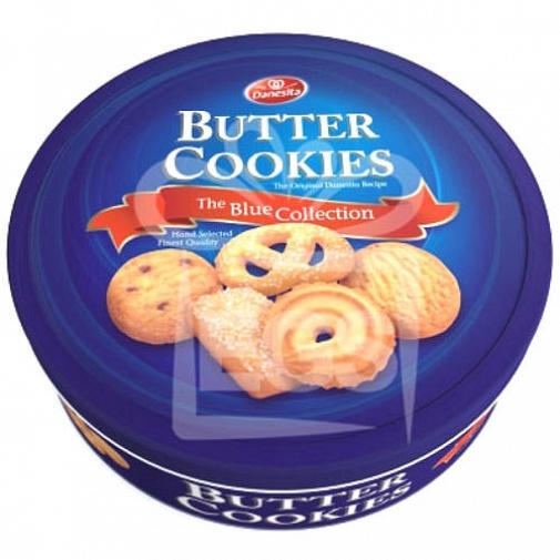 Butter Cookies - 450 Grams