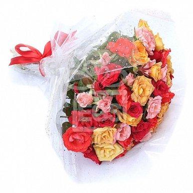 Mix Rose Bouquet