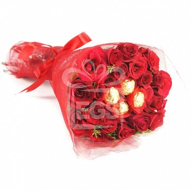 Roses and Chocolate Mania