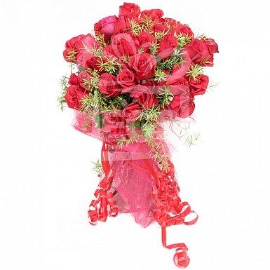 Luxury Red Roses