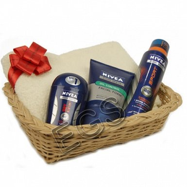 Special Nivea Gift Set delivery to Pakistan