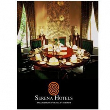 Serena Restaurant Dinner Voucher for Adult delivery to Pakistan