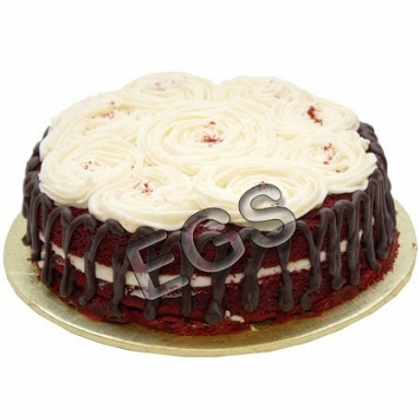 2lbs Red Velvet Cake From Kitchen Cuisine delivery to Pakistan