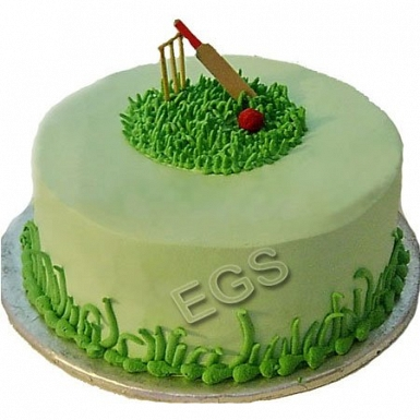 4lbs Cricket 1 Cake from Redolence Bake Studio delivery to Pakistan