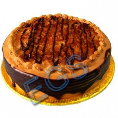 2lbs Hob Nob Coffee Crunch Cake delivery to Pakistan