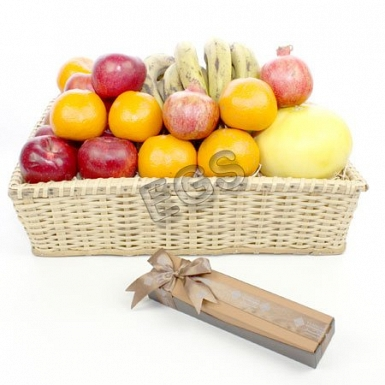 Mix Fruits And Chocolates By Tammar delivery to Pakistan