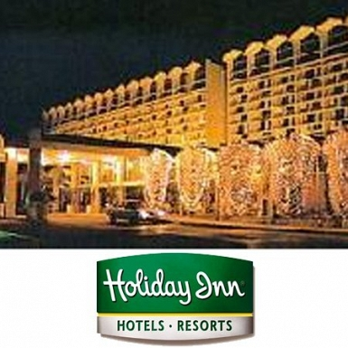 Holiday Inn Restaurant Dinner Voucher for Adult delivery to Pakistan